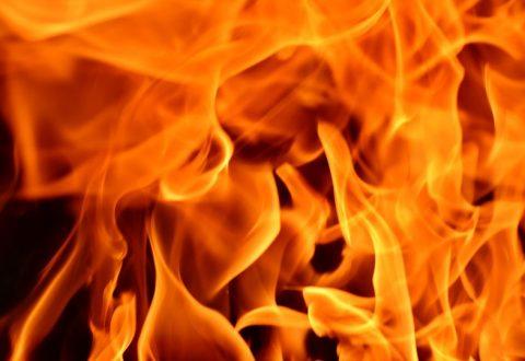 Tűz volt a kerületben. Egy ember meghalt