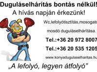 Duguláselhárítás Budapest